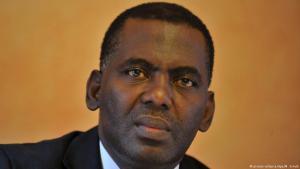 Mauritanian human rights activist Biram Dah Abeid (photo: dpa/picture-alliance)