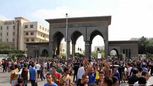 Al-Azhar University campus in Cairo (photo: picture-alliance/dpa/AA./A. Ramadan)