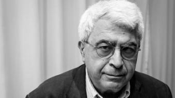 Lebanese writer Elias Khoury (photo: imago/ZUMA Press)